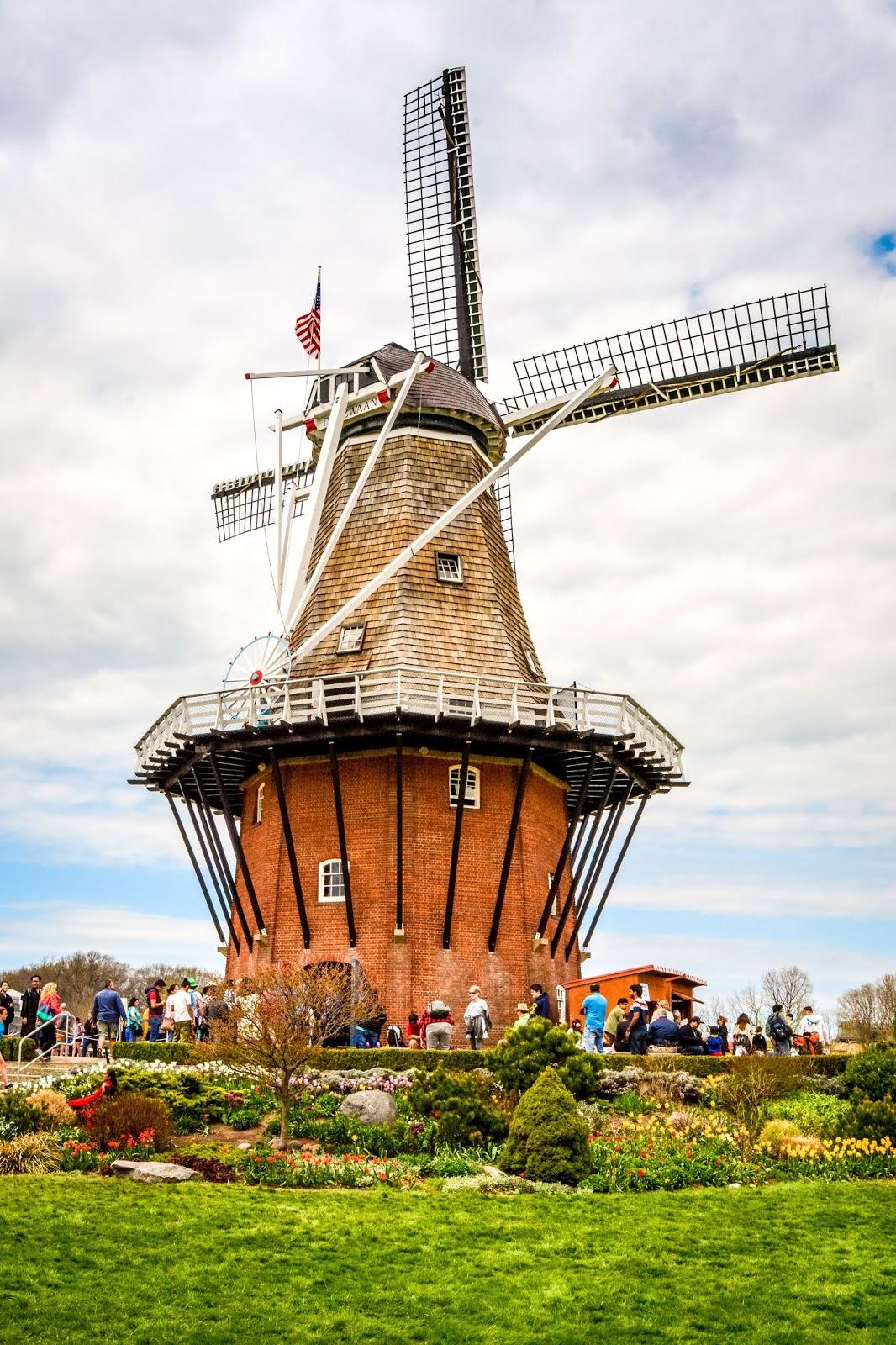 Windmill Gardens Holland Michigan