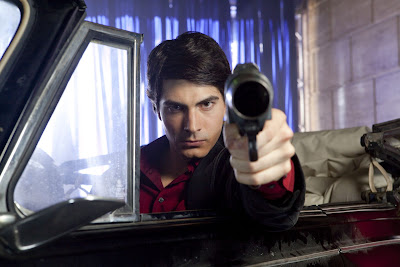 Dylan Dog movie big gun