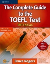 The Complete Guide to the TOEFL Test - PBT Edition