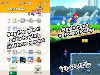 超級瑪利歐酷跑 Super Mario Run Apk