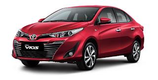 Gambar Toyota Vios Bandung