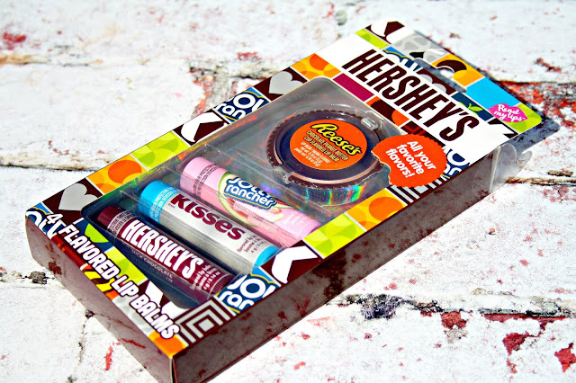Hershey's Flavoured Lip Balms