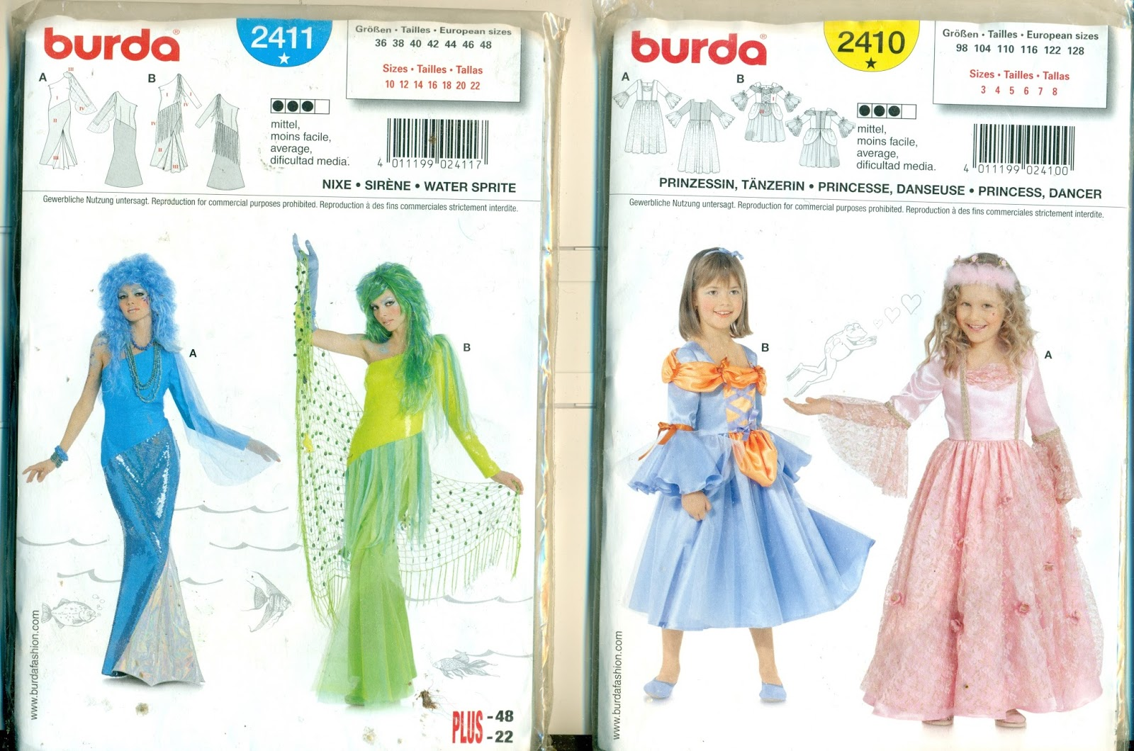 выкройки детские костюмы карнавальные