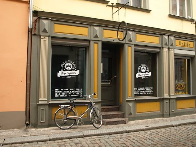 riga explorers club, vagnera iela, bike tours, guided tours, bicycle rent
