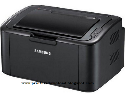 SAMSUNG MONOCHROME LASER PRINTER ML 1660 DRIVER DOWNLOAD