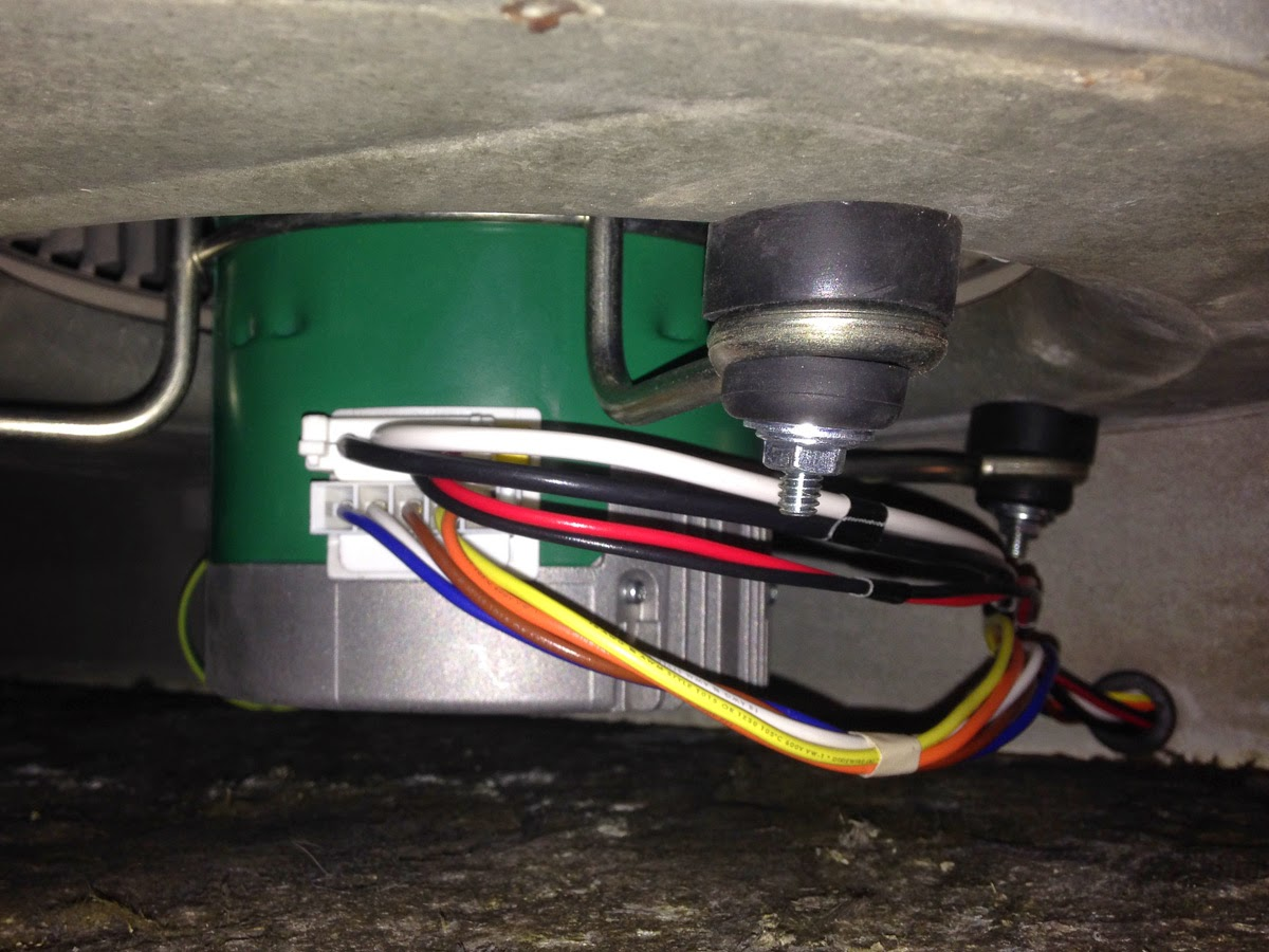Glen U0026 39 S Home Automation  Upgrading To An Evergreen Im Electronically Commutated Furnace Fan Motor
