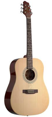 Bán Đàn Guitar Acoustic Stagg SW207N giá 2,8 triệu