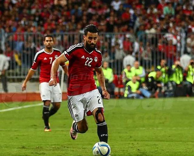 باسم مرسي: كأس العالم بطولة عادية ولم يكن حلمًا بالنسبة لي