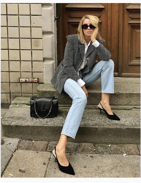 30+ Stylish Ways to Wear Over-sized Blazer This Fall