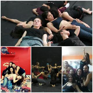 M.T. Evolution Dancers - Unión