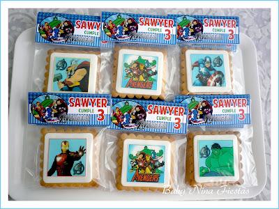 kit avengers