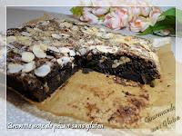 Brownie aux noix de pécan sans gluten