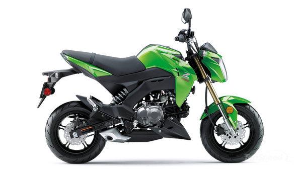 2016 Kawasaki Z125 PRO