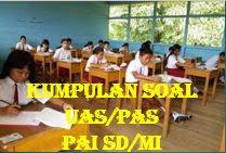 50 Soal PAS Pendidikan Agama Islam (PAI)kelas 4 Kurikulum 2013 Dan Kunci Jawaban Lengkap Dengan Kisi-Kisi Soal