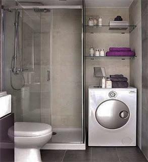 Desain kamar mandi minimalis ukuran kecil terbaru