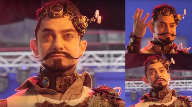 Secret Superstar , Secret Superstar First Look , Secret Superstar Poster, Secret Superstar Still , Secret Superstar Amir Khan, Secret Superstar Aamir Khan