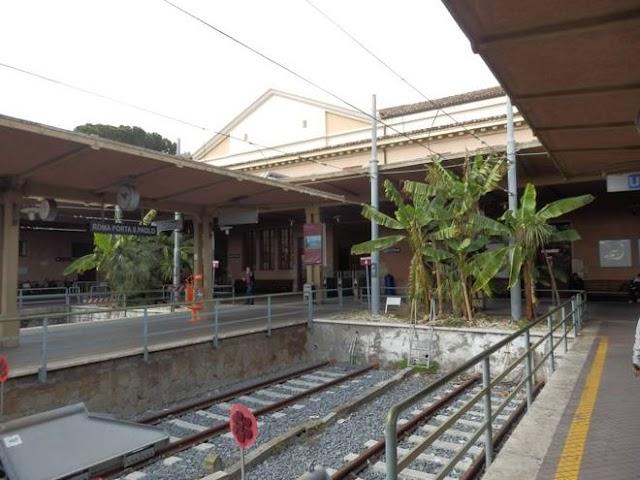 Cos'è una stazione ferroviaria?
