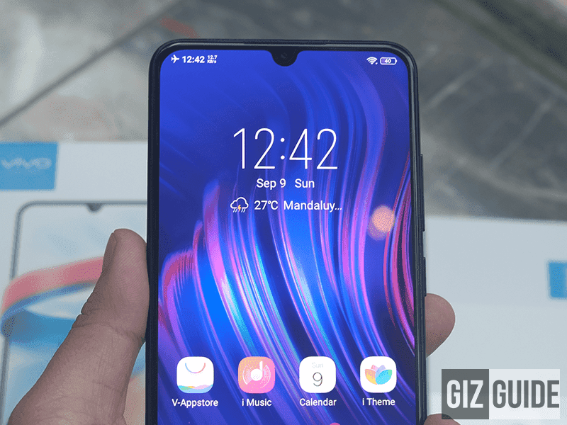 Here's how you can take can take clearer selfies with Vivo V11