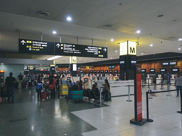 メルボルン国際空港(Melbourne Airport)