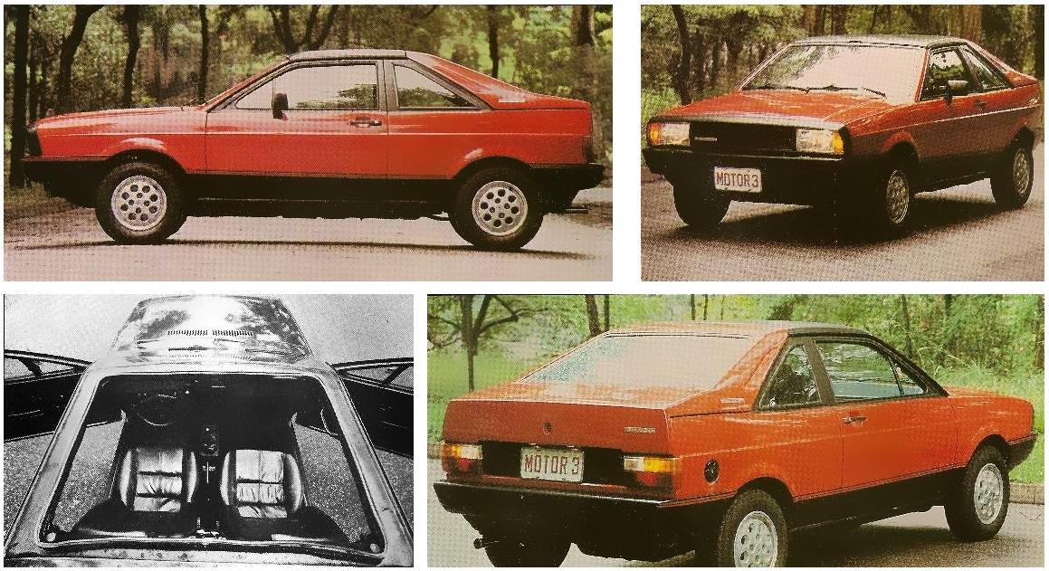 Imagem das fotos do Guepardo 1983
