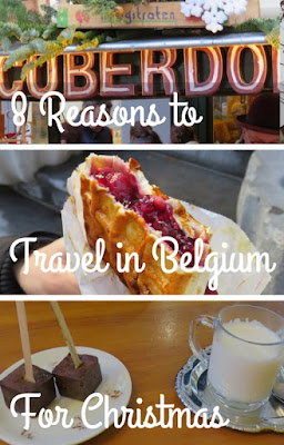8 Reasons to Visit Belgium for a Christmas Vacation