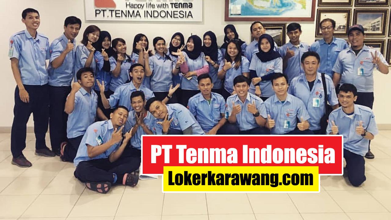 PT Tenma Indonesia Karawang