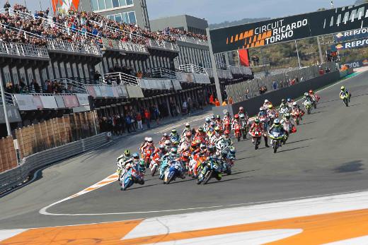 El Circuit Ricardo Tormo cierra el FIM CEV Repsol este fin de semana