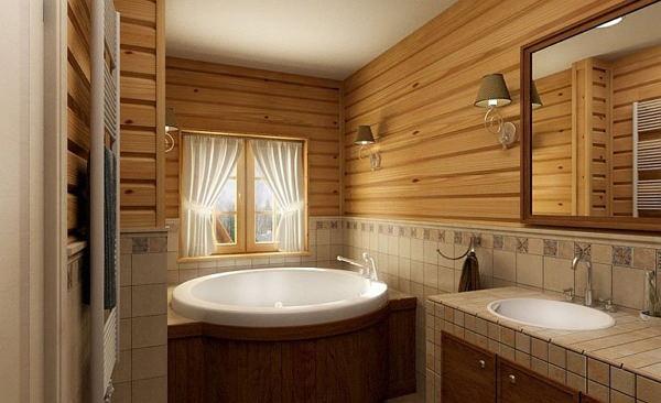 Уют в ванной