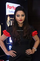 Meghana Gore looks super cute in Black Dress at IIFA Utsavam Awards press meet 27th March 2017 04.JPG