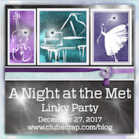Club Scrap Linky Party