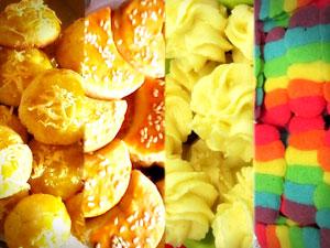 5 Resep Membuat Kue Kering Enak Paling Istimewa Catatan
