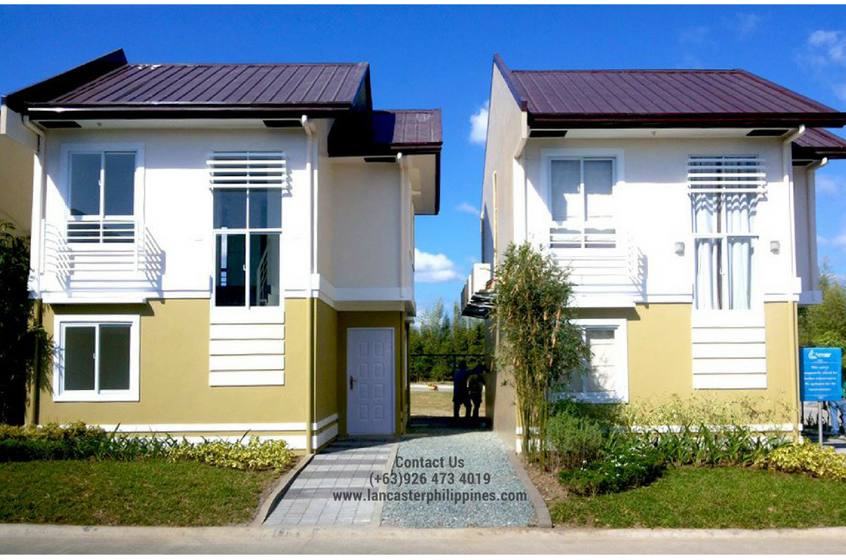 Candice - Lancaster New City Cavite| Affordable House for Sale in Imus-General Trias Cavite