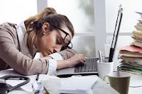 Yorgun Düşen Bayan Resmi