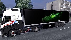 Carlsberg trailer mod