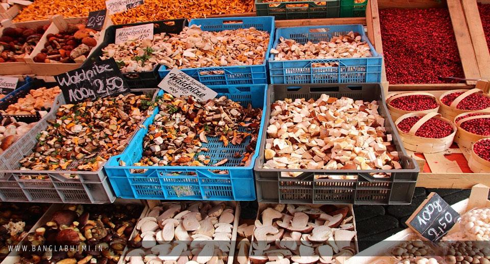 Market Mushroom Farming Business West Bengal