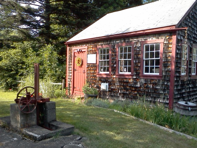 Fulling Mill, 1638, Rowley, Massachusetts