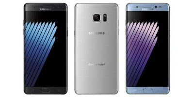 Leaked Images: The First Official Looking Images Of The Galaxy Note 7