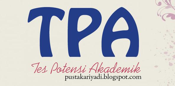Jarak Waktu Dan Kececpatan Materi Tes Potensi Akademik Tpa