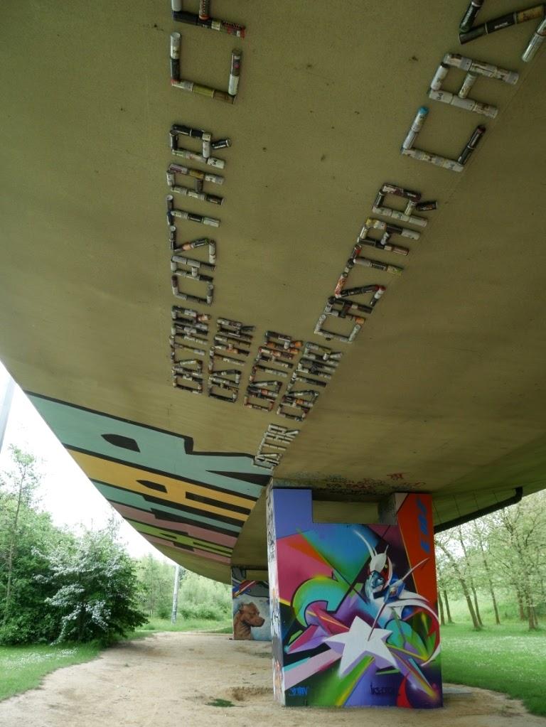Graffiti Neerpede