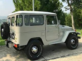 Dijual Mobil Koleksi Toyota fj Land cruiser 79
