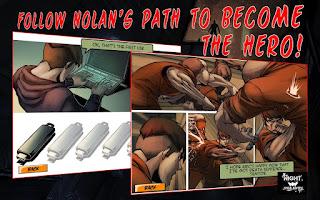 D dengan dongeng kelam yang di ceritakan mirip dongeng mirip halnya sebuah buku komik Unduh Game Android Gratis Night Vigilante apk + obb