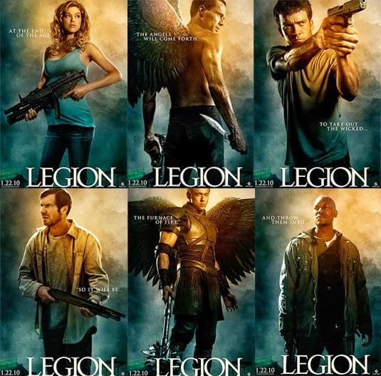 Legion 2 Film