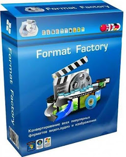 Format Factory 4.1 Free Download 32bit 64bit
