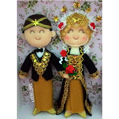 Flannel Dolls Creative Business Opportunity Rich Art