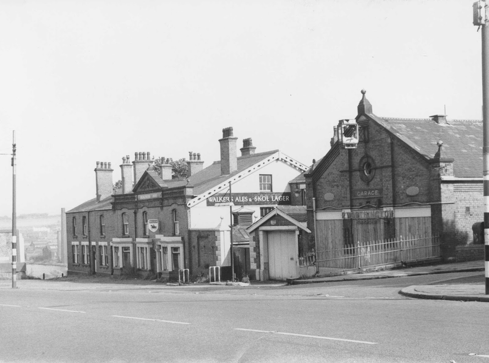 Lost Pubs Of Bolton: Bridgewater Arms, Manchester Road