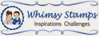 GDT Member for the Whimsy Stamps Challenge - September 2014