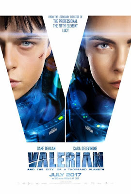 Sinopsis Film Valerian And The City Of A Thousand Planets (2017)