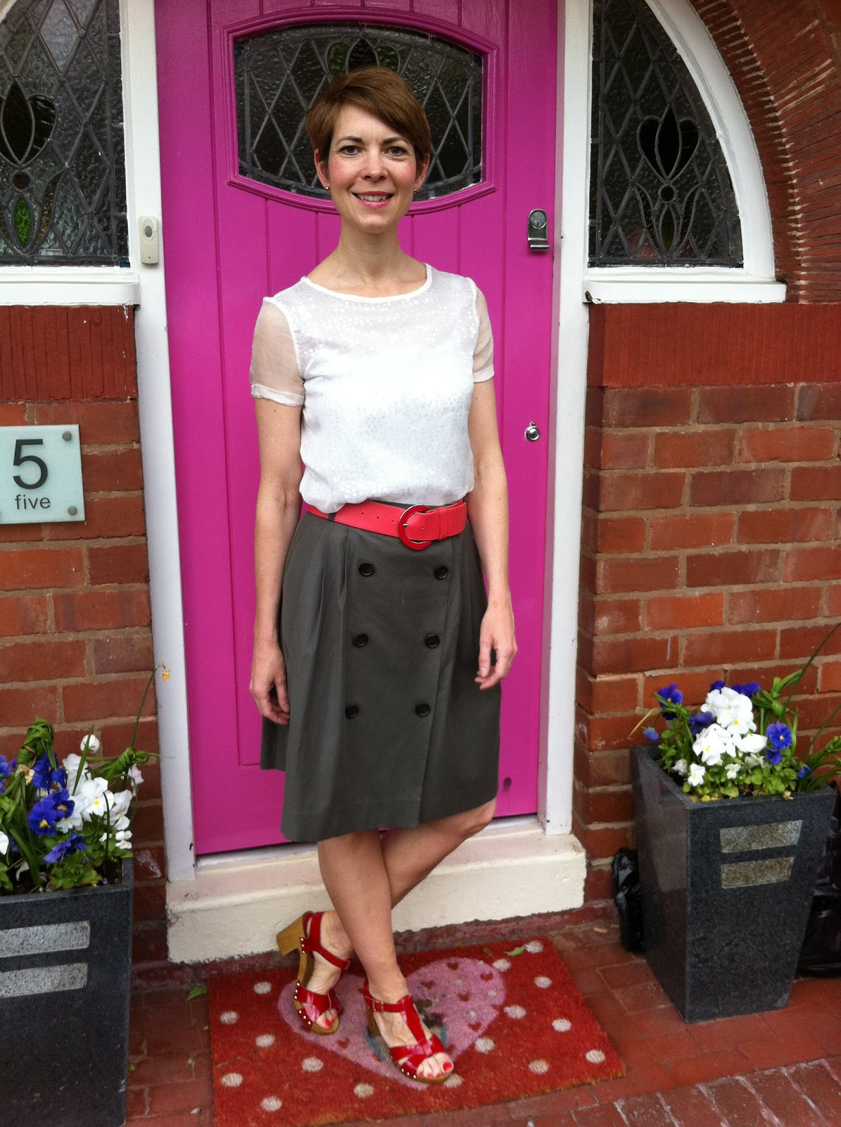 c3cf0c14b For a skirt along similar lines, there's this Hobbs skirt (£69). It's an  easy fabric in the sense that it's not too far a departure from jeans –  it's just ...