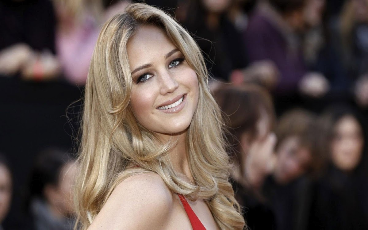 Jennifer Lawrence Widescreen HD Wallpaper 2