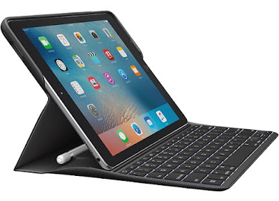 Logitech launches CREATE Backlit Keyboard Case for 9.7-inch iPad Pro with Smart Connector
